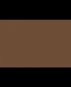Putgumė, A4, lipni, ruda (35), 1 vnt.