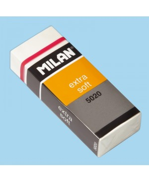 Trintukas Milan Extra Soft 5020, minkštas sintetinės gumos