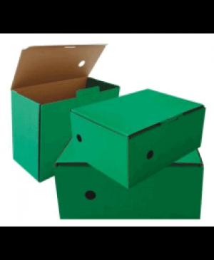 Archyvinė dėžė 15×35x25cm, žalia