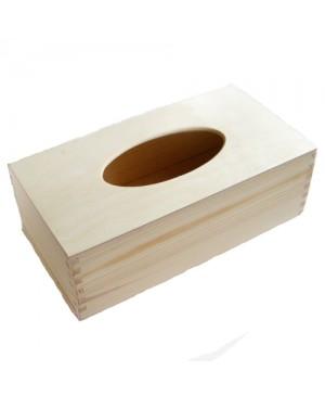 Dėžutė servetėlėms 25,5 x 13,5 x 8,5 cm