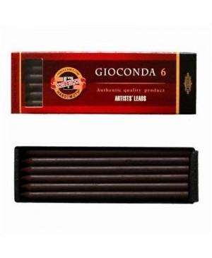 Sepijos lazdelė tamsiai ruda, 4378 GIOCONDA 1 vnt