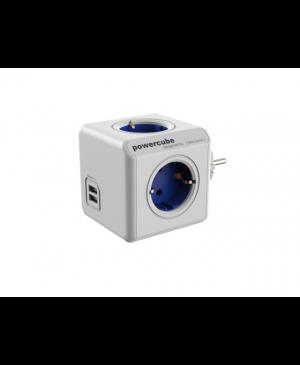 Šakotuvas PowerCube 4 vietų, USB