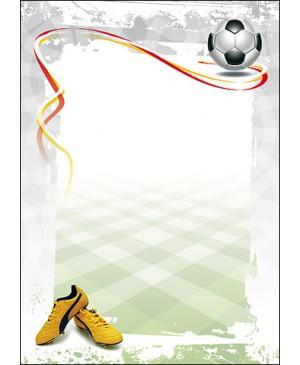 Diplominis popierius Futbolas, A4, 170 g/m² , 1 lapas