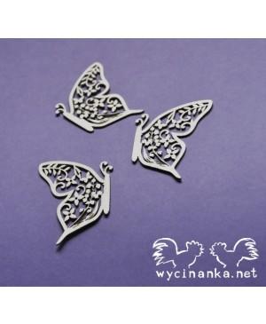 Kartono formelė Summer Wedding Butterflies