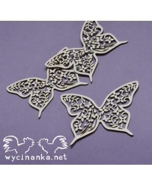 Kartono formelė Summer Wedding Butterflies 2