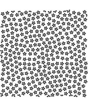 Reljefavimo formelė EEB013 Little flower, 150x150mm