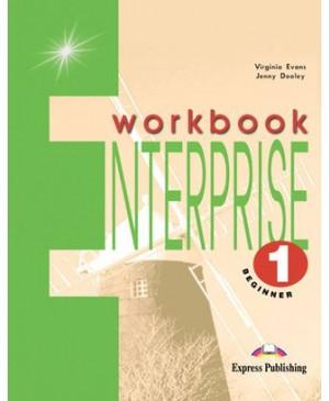 Enterprise 1. Workbook. Anglų kalbos pratybų sąsiuvinis