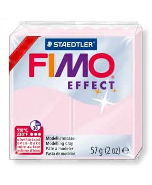 Modelinas Fimo Effect, 56g, 206 rožinis kvarcas