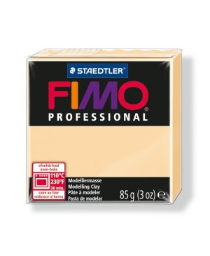 Modelinas Fimo Professional 85g, 02 šampano