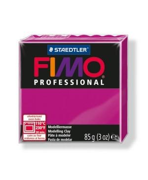 Modelinas Fimo Professional 85g, 210 magenta