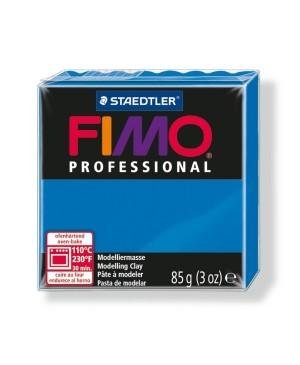 Modelinas Fimo Professional 85g, 300 mėlyna ryški