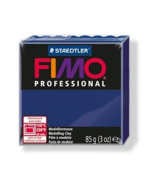 Modelinas Fimo Professional 85g, 34 mėlyna tamsi