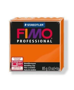 Modelinas Fimo Professional 85g, 4 oranžinė