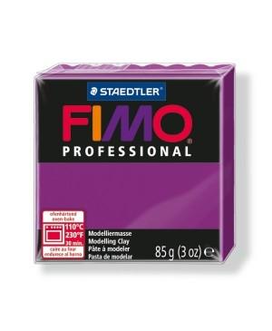 Modelinas Fimo Professional 85g, 61 violetinė