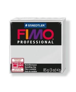 Modelinas Fimo Professional 85g, 80 pilka