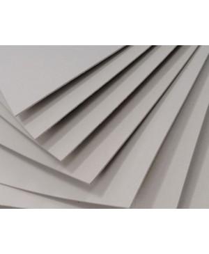 Įrišimo kartonas 70x100 cm, 2 mm, pilkos sp.