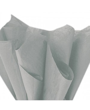 Tissue šilko popierius 30vnt, šviesiai pilka 50x70cm (sp. 54)