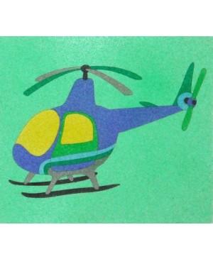 Eskizas smėlio tapybai Malūnsparnis 20x18cm