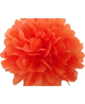 Tissue šilko popierius 30vnt, oranžinė 50x70cm (sp 17)