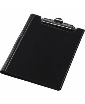 Atverčiama lentelė su plačiu spaustuku A5, juodos sp.
