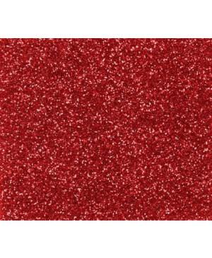 Popierius dekoratyvinis su blizgučiais A4, 210 g/m², raudonos sp., 5vnt.