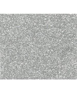 Popierius dekoratyvinis su blizgučiais A4, 210 g/m², sidabro sp., 5vnt.