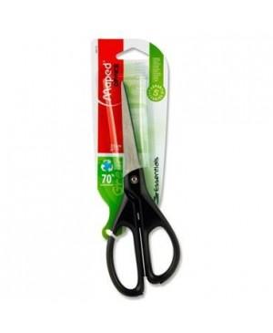 Žirklės Maped Essentials Green 21 cm, asimetriškos