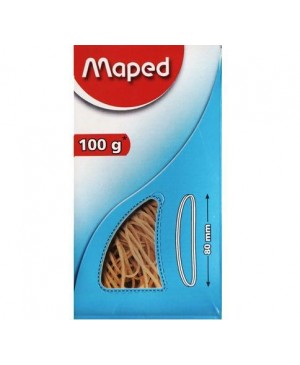 Gumelės Maped 80mm dėžutėje 100g