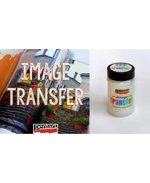 Mediumas paveikslėlio perkėlimui Pentart Image Transfer, 100ml