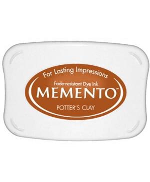 "Rašalo pagalvėlė Memento, 801 ""Potter's Clay"" rusva"