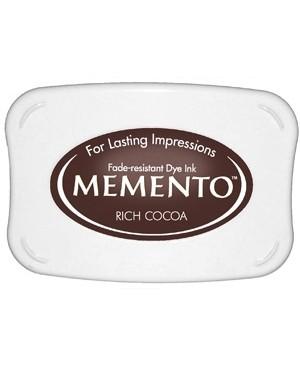"""Rašalo pagalvėlė Memento, 800 """"Rich Cocoa"""" ruda"""