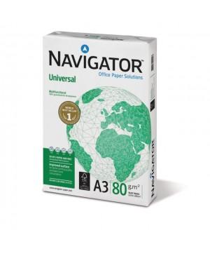 Biuro popierius Navigator A3, 80 g/m², 500 lapų