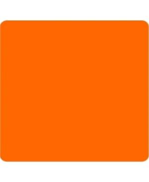 Susitraukiantis plastikas, 20x30cm, neoninės oranžinės spalvos