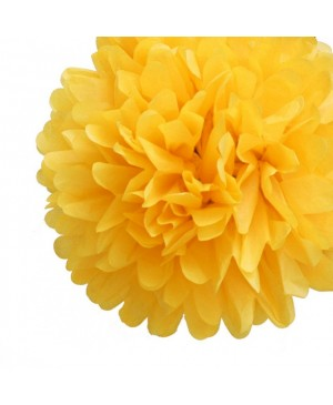 Tissue šilko popierius 30vnt, geltona saulės 50x70cm (sp 16)