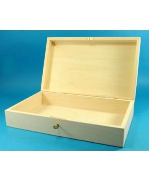 Dėžutė su užraktu, 30x18.5x6.9cm