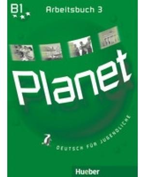 Planet 3: Arbeitsbuch