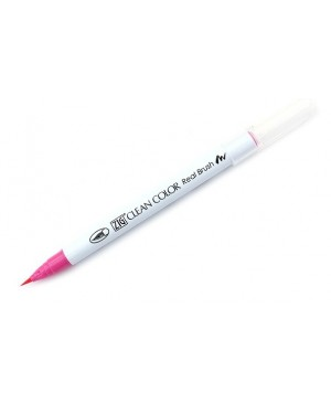 Rašiklis ZIG Clean Color Real Brush Pink 025