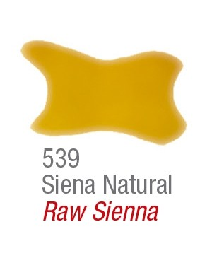 Dažai šilkui Aquarela silk Acrilex 60ml raw sienna 539