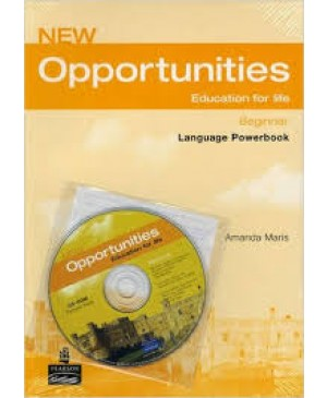 New Opportunities. Beginner. Language Powerbook