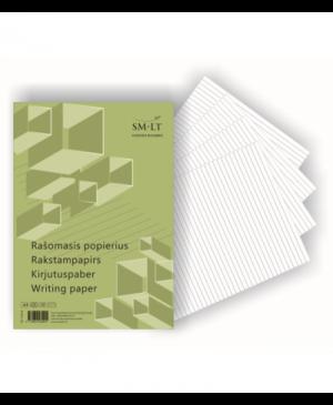 Rašomasis popierius linijomis, A4, 50 lapų
