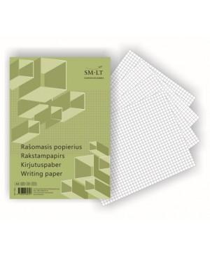 Rašomasis popierius langeliais, A4, 100 lapų