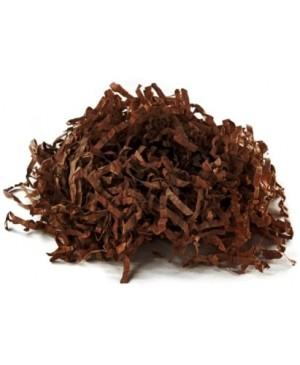 Popierinės drožlės tamsiai rudos sp. 100 g.