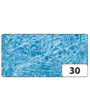 Plaušas - sizalis 50g, mėlyna šviesi