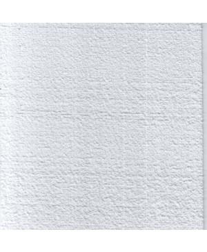 Putgumė pliušo paviršiumi, A4, balta (59), 1 vnt.