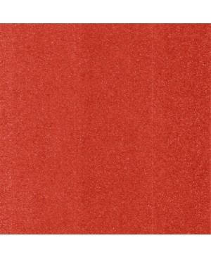 Putgumė su blizgučiais, A4, raudona (39), 1 vnt.