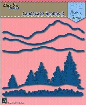 Kirtimo formelė Landscape scenes SDB011