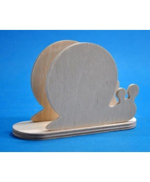 Dėklas servetėlėms Sraigė, 8,5 x 13 x 4,5 cm