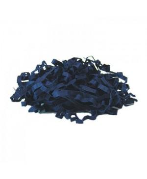 Popierinės drožlės tamsiai mėlynos sp. 100 g.