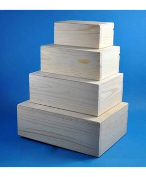 Dėžutė medinė 24x17.5x9cm