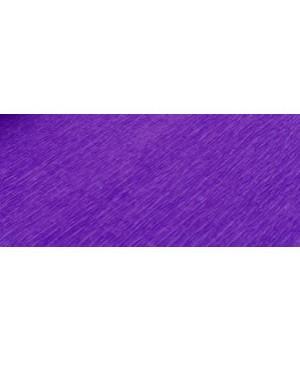 Krepinis popierius, 200x50cm, 30 g/m², tamsiai violetinis (45)